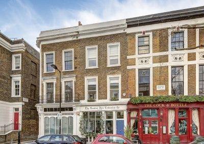 Freehold property in London London